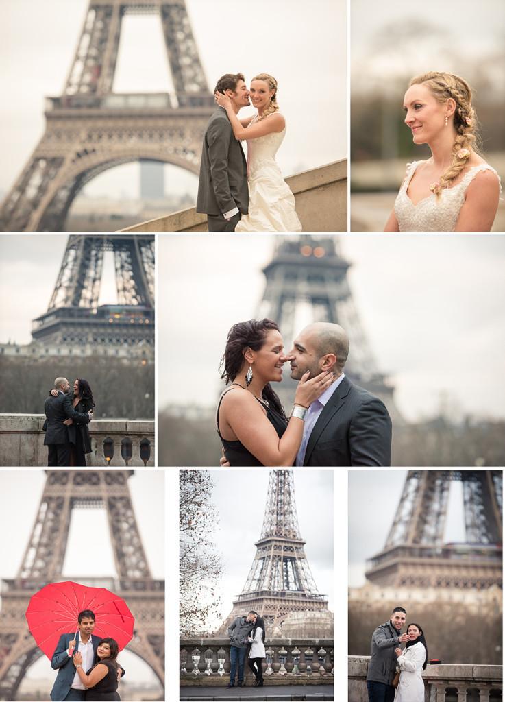 Valentines Day in Paris