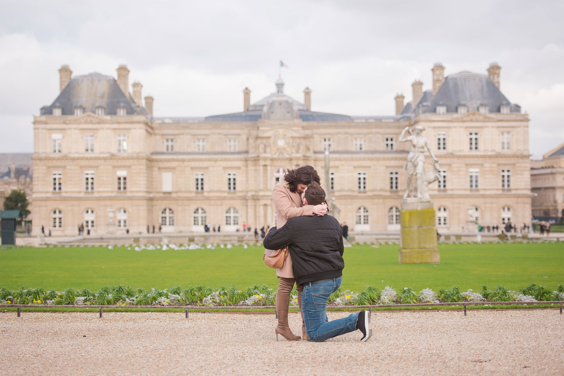 best place in paris to propose