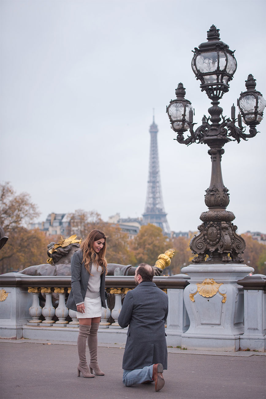 paris proposal photos pictours paris photography
