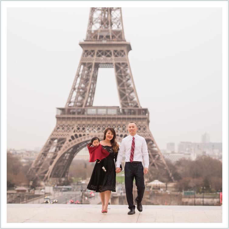 Photographer Review Pictours Paris - Law Family