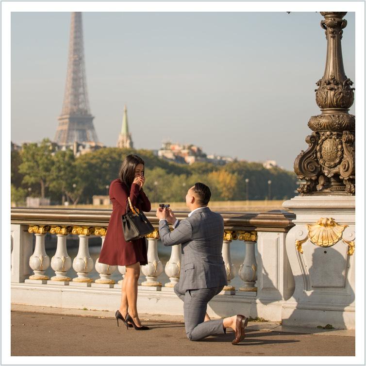 Photographer Review Pictours Paris - Valerie & Maxwell