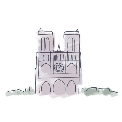 Notre Dame Area